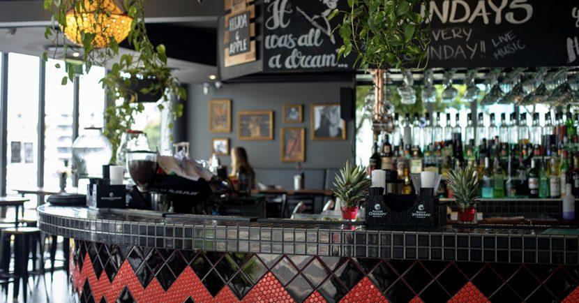 Bar, hospitality, food, beer, cafe