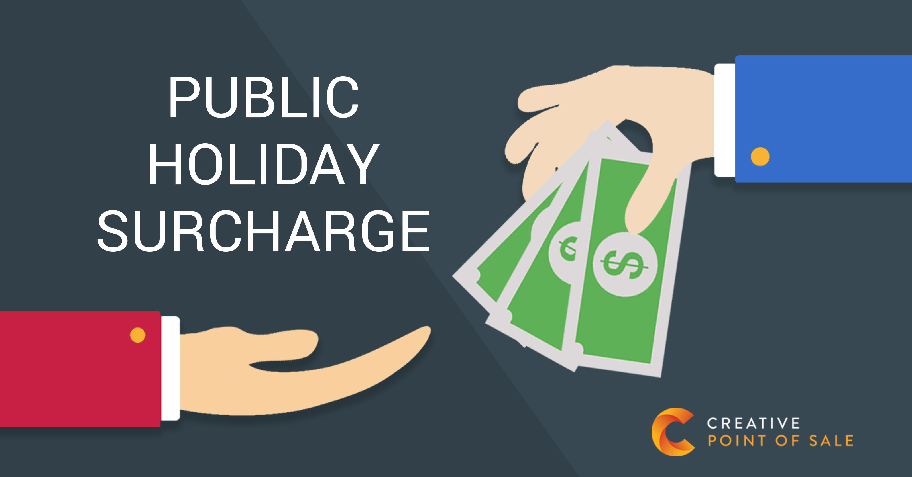 public holiday surcharge